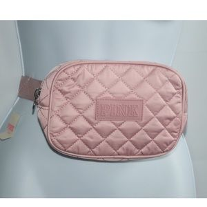 NWT VS PINK Quilted Fannypack Belt Bag